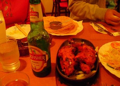 4 インド料理