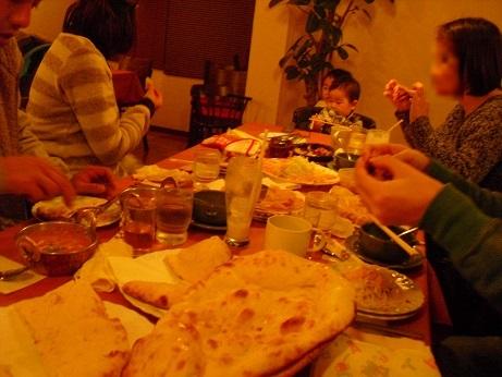 6 インド料理