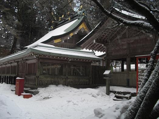 13 葛木神社