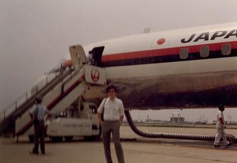 1 JAL DC-8
