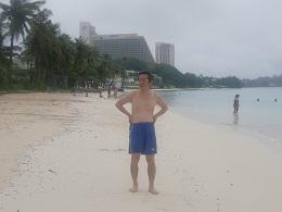 8 海水浴