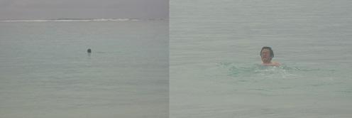 9 海水浴