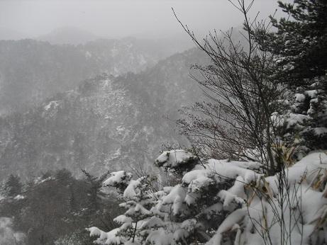 7 稜線からの景色