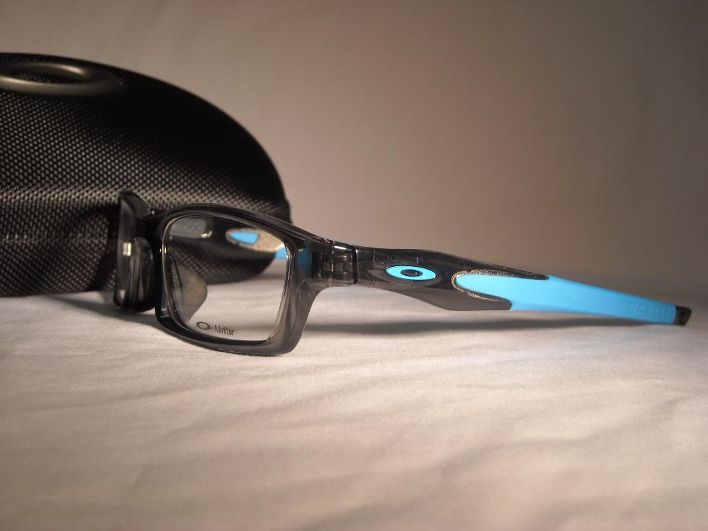 オークリークロスリンク 品番:OX8029-1056 カラー:GRY SMK /SKY BLUE サイズ:56ミリ