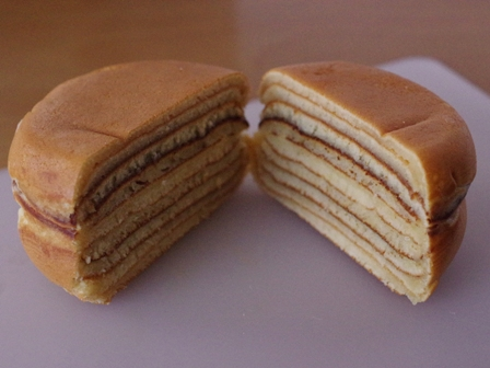 ホットケーキミックスで作るバウムクーヘン06