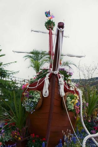ゴーイング・フラワー号~花の王国への届け物~