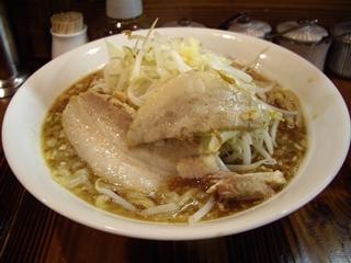 ラーメン・つけ麺 アカボシ 黒次郎ラーメン