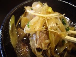 小麦屋満月 鴨汁つけ麺(具)