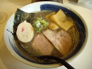 らー麺 山さわ 凶煮干し醤油