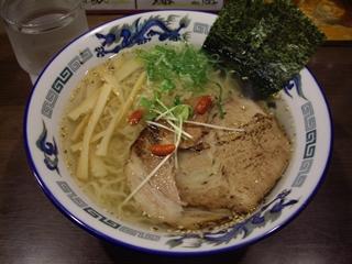 らーめん逍遙亭 塩麺
