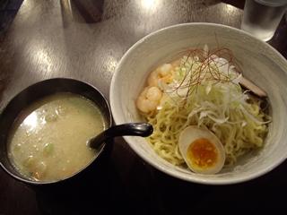 拉麺屋 野菜のポタージュつけ麺