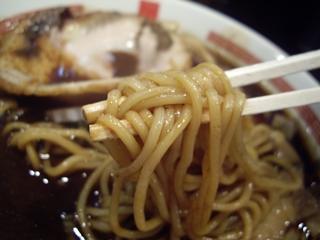 中華そばけいすけ中屋味噌 味噌ラーメン(麺)