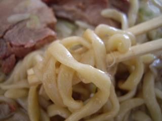 ラーメン二郎_札幌店 大(麺)