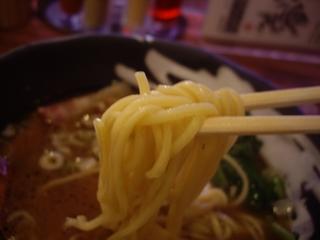 麺臣とらとはと らーめん(麺)