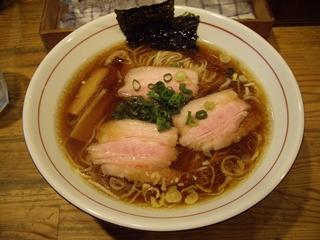 麺屋KABOちゃん しもふり中華そば