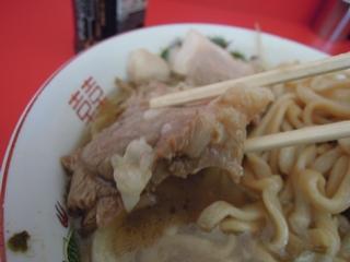 _ラーメン二郎_札幌店 ラーメン(豚)
