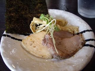 麺処ほん田niji 豊潤鶏だし醤油ラーメン(トッピング)