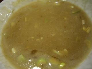 つけ麺 極熱 つけ麺(つけ汁)
