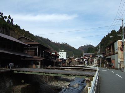 北山杉のふるさと中川