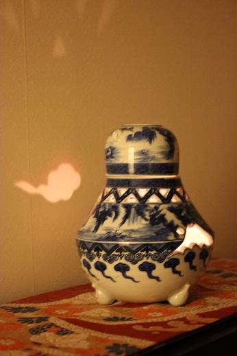 Clove burner 2