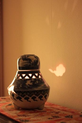 Clove burner 3
