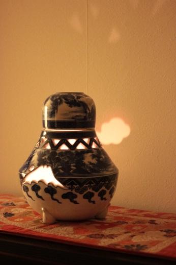 Clove burner 4