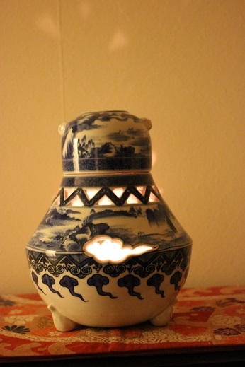 Clove burner 5