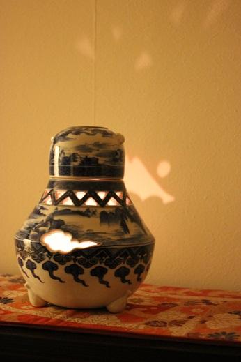 Clove burner 8