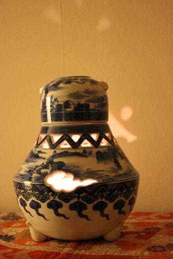 Clove burner 9