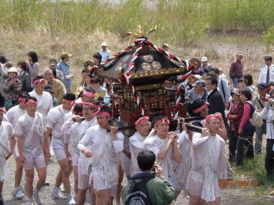 H.25.4.14羽村桜祭り4