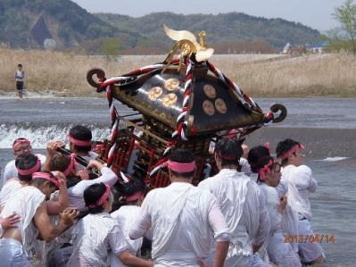 H.25.4.14羽村桜祭り3