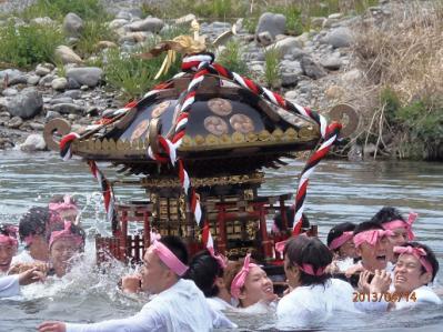 H.25.4.14羽村桜祭り