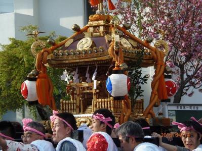 H.25.4.14羽村桜祭り11