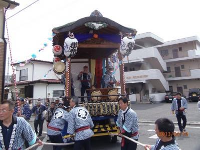 H.25.4.14羽村桜祭り10