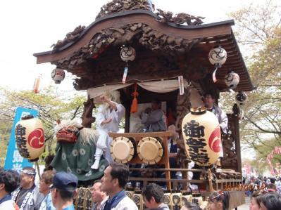 H.25.4.14羽村桜祭り7