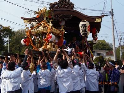 H.25.4.14羽村桜祭り14