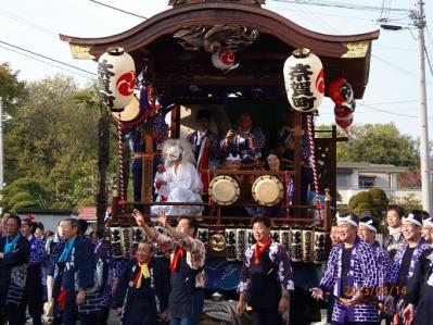 H.25.4.14羽村桜祭り13