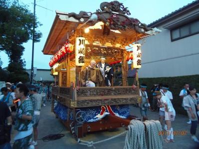 H.25.7.7川崎祭礼4