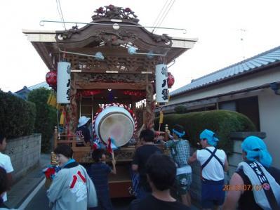 H.25.7.7川崎祭礼