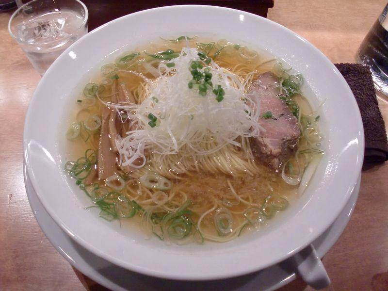 すずらん@恵比寿・20141029・中華麺