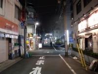 ろく月@浅草橋・20141110・路地
