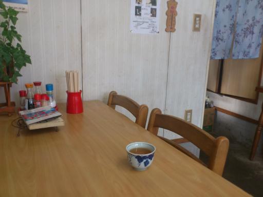 しらいし食堂3
