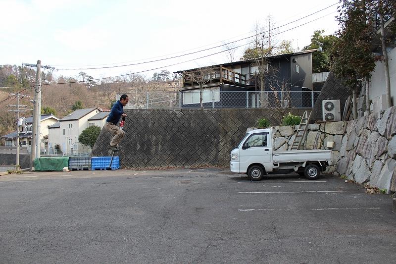 ポゴスティックジャンプ