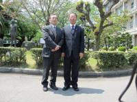 2013.4.26 井川香四郎さんと1