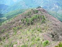 西赤石さんの頂上からの眺望2