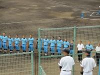 2013.7.18 対三島高校戦1