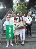 2013.8.9 坂本町慰霊祭 ブログ用