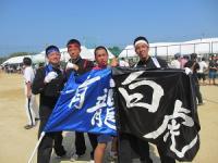 2013.9.10 新居浜東高校運動会.4人衆のサイズ変更