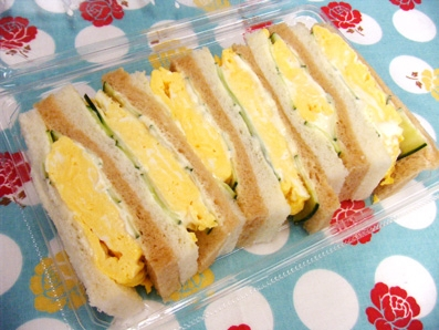 『前田珈琲』のふわふわ焼き玉子サンド