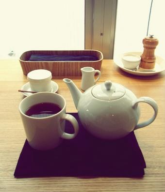 『coromo-cya-ya(コロモ チャ ヤ)』の紅茶